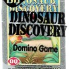 Dairy Queen 1998 Dinosaur Discovery Domino Game