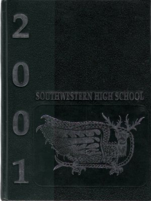 Southwestern Piasa  Illinois High School 2001 Triad Yearbook