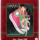 Carlton Cards Son Dated 1998 Limited Edition Christmas Ornament #38 Mint in Box