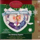 Carlton Cards Our Christmas Together #3 Lighted Eskimo Kissing Ornament Mint in Box