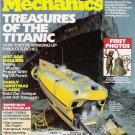 Popular Mechanics December 1987 Treasures of the Titanic Cover