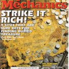 Popular Mechanics May 1995 Treasure Hunting Cover Story
