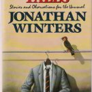 Winters' Tales by Jonathan Winters 1987 First Edition Hardcover Book