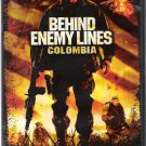 Behind Enemy Lines Joe Manganiello Ken Anderson 2009 Navy SEALS Colombia DVD
