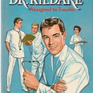 Dr. Kildare Assigned to Trouble 1963 Whitman TV Book