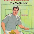 Dr. Kildare The Magic Key 1964 Whitman TV Book