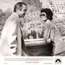 Bloodline Ben Gazzara & Audrey Hepburn 1979 Original Movie Still & Paramount Pictures Press Release