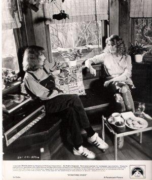 Starting Over Jill Clayburgh Candice Bergen 1979 Original Movie Still & Paramount Press Release