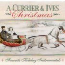 Currier & Ives Christmas Music Cassette