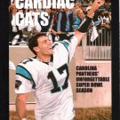 Cardiac Cats: Carolina Panthers' Unforgettable Super Bowl Season Commemorative Book