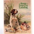 Original Alfred Gingold Avon Books 1982 Gag Gift Catalog Like New Condition