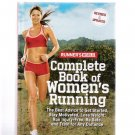 Runner's World Complete Book of Women's Running Dagney Scott Barrios New
