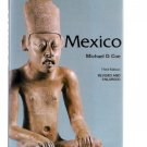 Mexico by Michael D. Coe 1984 Revised & Enlarged Third Edition Hardcover