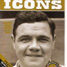 Geppi's Icons Sports Memorabilia Babe Ruth New York Yankees Fall 2005 Auction Catalog