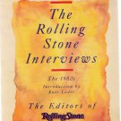 Rolling Stone Interviews The 1980s First Edition 1989 Book Springsteen McCartney