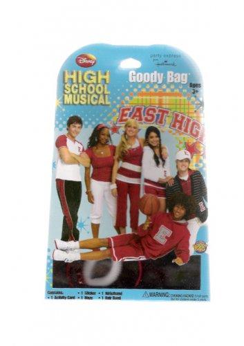 Disney High School Musical 2009 Hallmark Goody Bag New in Box