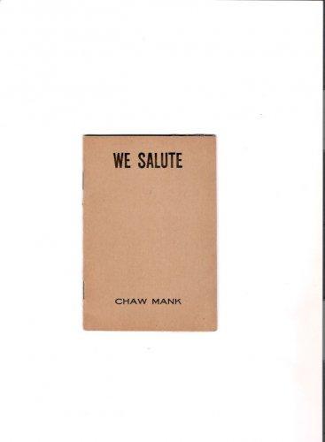 Minna Gombell Vaughn De Leath We Salute World War II Movie Fans Booklet