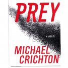 Prey Michael Crichton 2002 First Edition First Printing Science Fiction Hardcover Book Like New