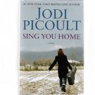 Sing You Home Jodi Picoult 2011 First Edition Large Print Hardcover Book & Intact CD New