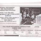 Archival Photography 1991 Vintage Movie Poster Lobby Card Window Card Memorabilia Catalog
