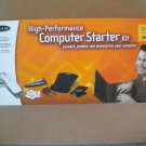 Vintage 2002 Belkin High-Performance Computer Starter Kit P56721 New in Box