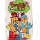 1992 Berenstain Bears Storycards Pack 3 Premiere Edition 36 Mint Packs Unopened in Box