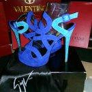 Giuseppe Zanotti E20306 two-tone swirl sandal
