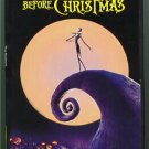 Nightmare Before Christmas Video MOVIE Factory Sealed