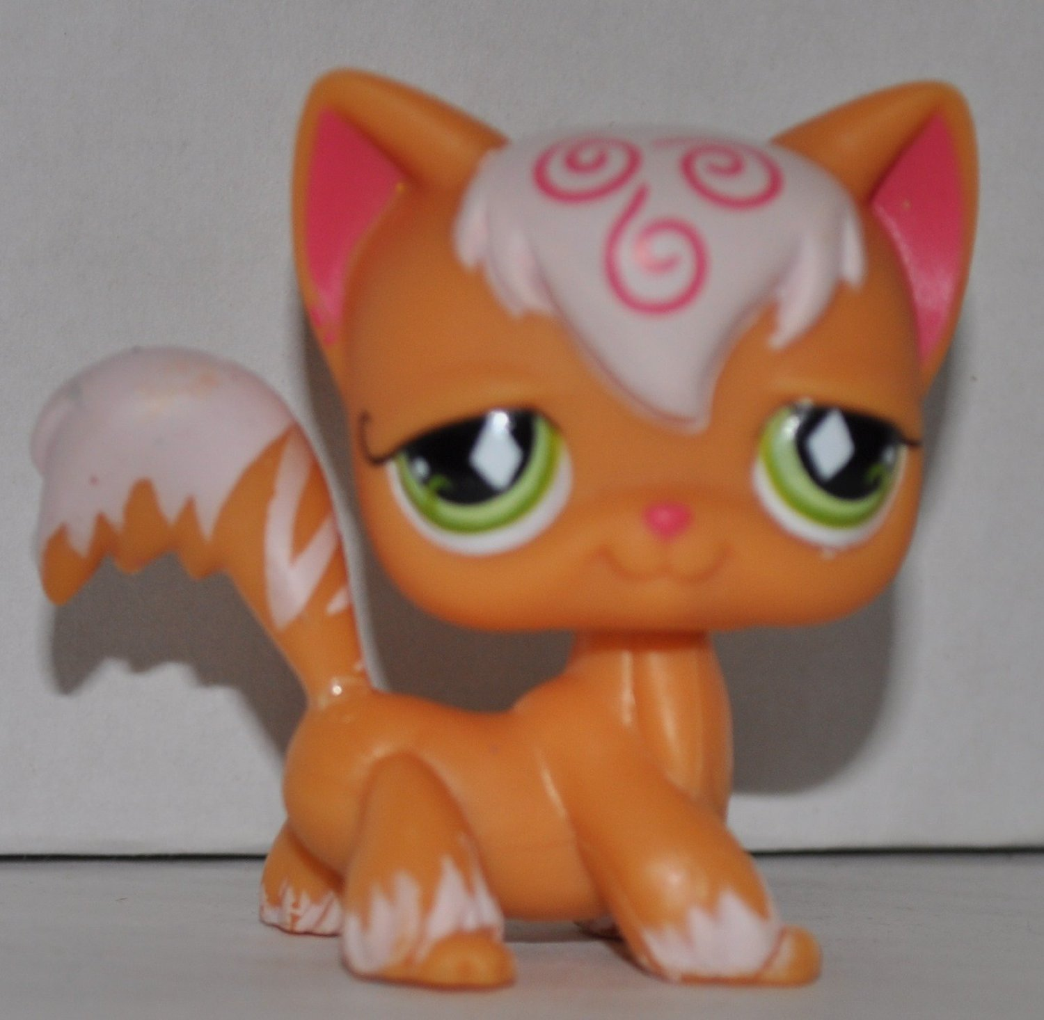 Longhair #511 Littlest Pet Shop Retired Toy LPS Collectible Replacement Single Figure Loose OOP