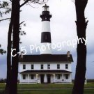 Bodie Island Lighthouse (Bodie 02) - 8 x 10 Matted Photograph