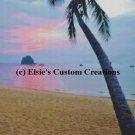Beach At Tioman 2 - PDF Cross Stitch Pattern