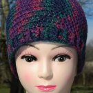 Ribbed Winter Hat - PDF Crochet Pattern