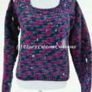 Universal Sweater - PDF Crochet Pattern