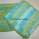 Kitchen Cottons Collection - Hot Pads - 2 PDF Crochet Patterns