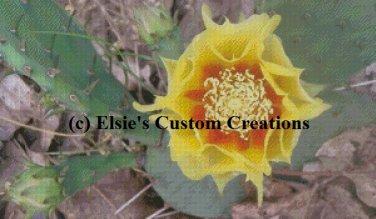 Flower 2 - PDF Cross Stitch Pattern