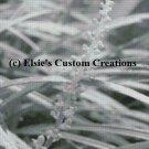 Flower 1 - Grey Scale- PDF Cross Stitch Pattern