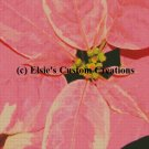 Poinsettia Flowers 5 - PDF Cross Stitch Pattern
