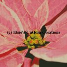 Poinsettia Flowers 6 - PDF Cross Stitch Pattern