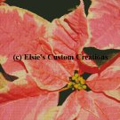 Poinsettia Flowers 8 - PDF Cross Stitch Pattern