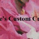 Rhododendron 6 - PDF Cross Stitch Pattern