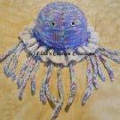 Jenny The Jelly Fish - PDF Knitting Pattern