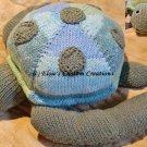 Sera The Sea  Turtle - PDF Knitting Pattern