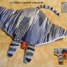 Manny The Manta Ray - PDF Knitting Pattern
