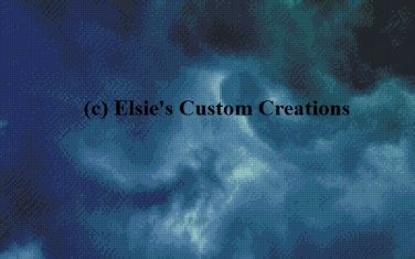 Stormy Skies 7 - PDF Cross Stitch Pattern
