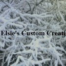 Winter Scene 1 - PDF Cross Stitch Pattern
