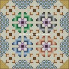 Full Size Quilt Split Blocks - PDF Cross Stitch Pattern