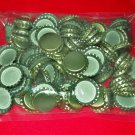 144 NEW GOLD CROWN CAPS STANDARD 26.5 SIZE FOR SODA & BEER BOTTLES KITS CAPPERS