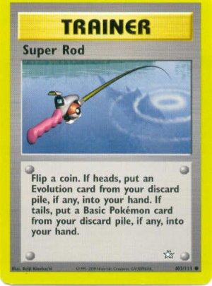 Pokemon - Super Rod
