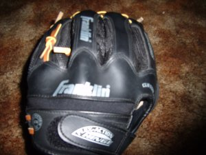 Base Ball Glove