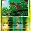 Pokemon Arceus Reverse Holo Uncommon Grovyle 38/99